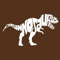 Tyranosaurus Rex Fine-Art Print
