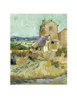 The Old Mill, 1888 Fine-Art Print