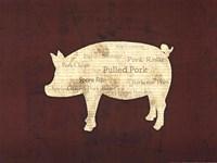 Pig Foods Fine-Art Print