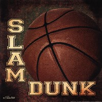 Slam Dunk Fine-Art Print
