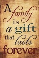 Gift of Family Fine-Art Print