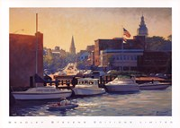 Annapolis Afternoon Fine-Art Print