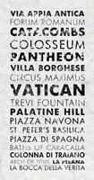 Rome I Fine-Art Print