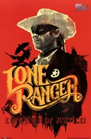 The Lone Ranger - Lone Ranger Wall Poster
