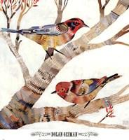 Warblers II Fine-Art Print