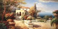 Tuscan Pathway Fine-Art Print