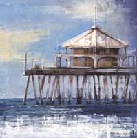 Boardwalk Pier Fine-Art Print