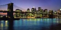 Brooklyn Bridge, New York Fine-Art Print