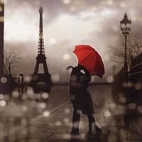 Paris Romance Fine-Art Print