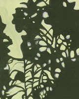 Exotic Silhouette II Fine-Art Print