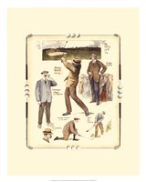 Walton Heath Golf Tournament Fine-Art Print