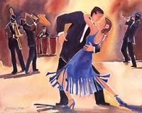 Ardent Tango Fine-Art Print
