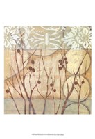 Small Willow and Lace I Fine-Art Print