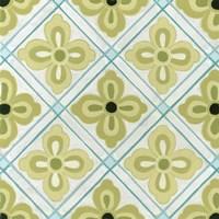 Cottage Patterns I Fine-Art Print