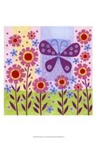Butterfly Meadow Fine-Art Print