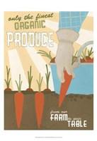 Organic Produce Fine-Art Print