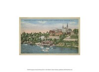 Georgetown from the Potomac River Fine-Art Print