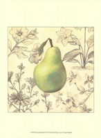Pear and Botanicals Fine-Art Print