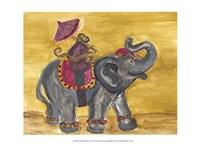Delhi Parade I Fine-Art Print