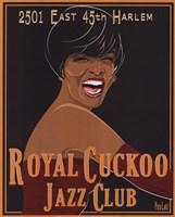 Royal Cuckoo Fine-Art Print