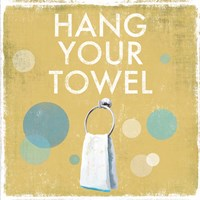 Hang your Towel Fine-Art Print