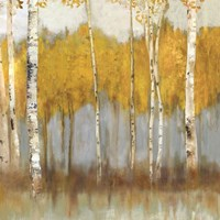 Golden Grove II- Mini Fine-Art Print