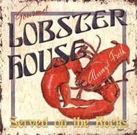 Lobster House Fine-Art Print