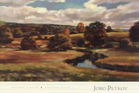 Northern Valley I Fine-Art Print