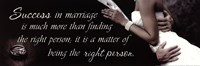 Success In Marriage Fine-Art Print