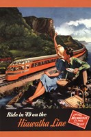 Hiawatha 1949 Fine-Art Print