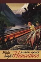 Hiawatha 1956 Fine-Art Print
