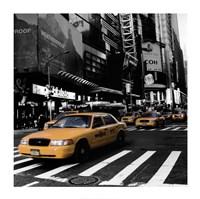 City Streets II Fine-Art Print