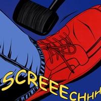 Screeechhh Fine-Art Print