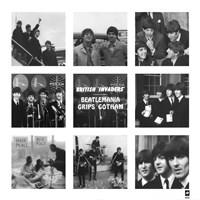 Beatlemania Grips Gotham Fine-Art Print