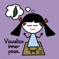 Visualize Inner Peas Fine-Art Print