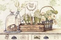 Dan mon Jardin Fine-Art Print