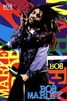 Bob Marley - Name Wall Poster