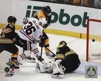 Dave Bolland Game Winning Goal Game 6 of the 2013 Stanley Cup Finals Fine-Art Print