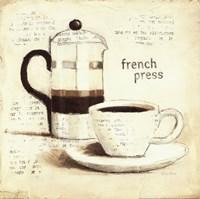 Parisian Coffee III Fine-Art Print