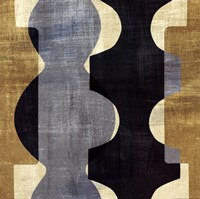 Geometric Deco I Fine-Art Print