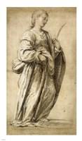 Saint Lucy Fine-Art Print