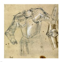 Studies of Armor Fine-Art Print