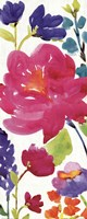 Floral Medley Panel II Fine-Art Print