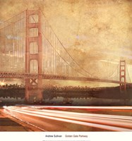 Golden Gate Parkway Fine-Art Print