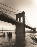 Brooklyn Bridge II Fine-Art Print