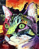 Curiosity Cat Fine-Art Print
