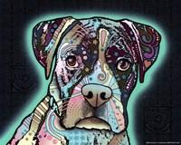 Love Thy Boxer Fine-Art Print