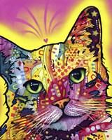 Tilt Cat Fine-Art Print