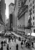 Wall Street HDR 1 Fine-Art Print
