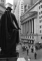 Wall Street 3 Fine-Art Print